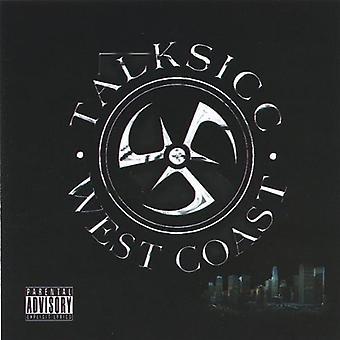 Talksicc - Westküste & Hawaii [CD] USA import