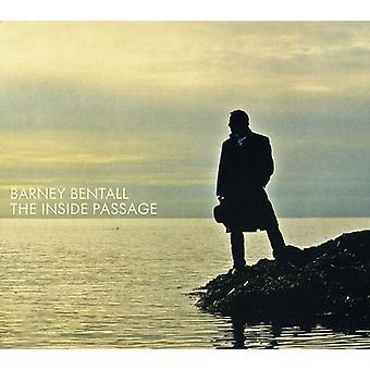Barney Bentall - Inside Passage [CD] USA import