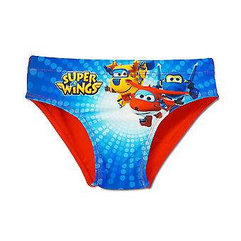 Super vleugels jongens badkleding Briefs / Trunks