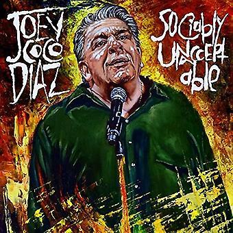 Joey Coco Diaz - socialt uacceptabelt [Vinyl] USA importerer