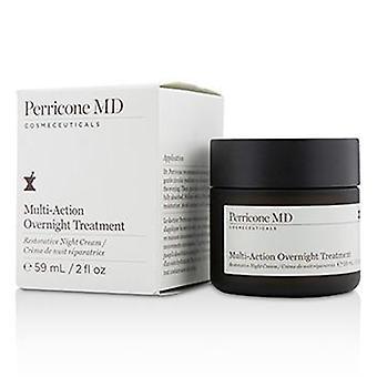 Perricone Md Multi-Action Overnight Treatment Restorative Night Cream - 59ml/2oz