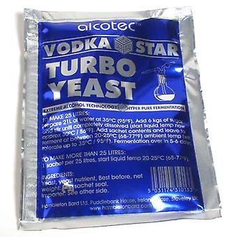 Alcotec Vodka Star Turbo Gist
