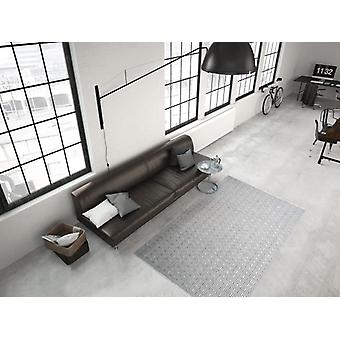 Modern flat pile rug hand-woven indoor outdoor suitable taupe offer