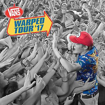 Forskellige kunstner - 2017 Warped Tour kompileringen [CD] USA importerer