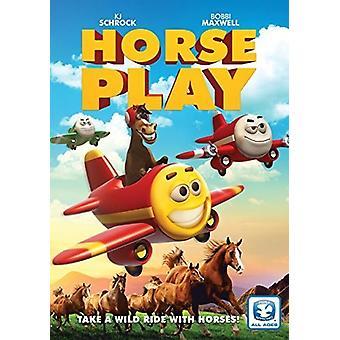 Pjattes [DVD] USA importerer