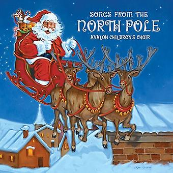 Sange fra nord - sange fra the North [CD] USA import