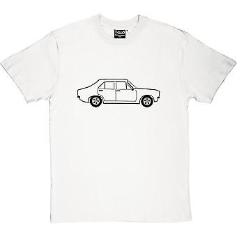 Hillman Avenger Men's T-Shirt