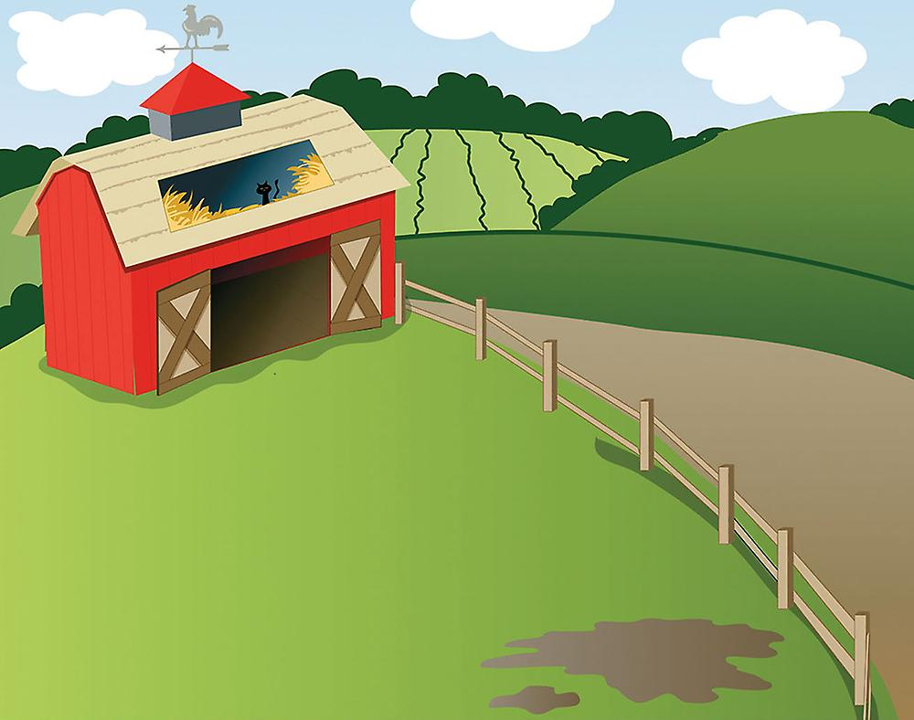 12 design your own cute farm animal sticker scenes for for Design your own farm layout