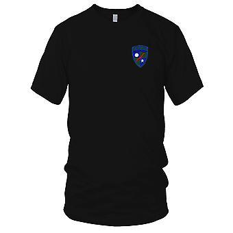 US Army - 5307e longue portee pénétration Special Ops Patch brodé--Version B Mens T Shirt