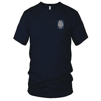 US Navy VFA-151 Troubleshooter Embroidered Patch - Mens T Shirt