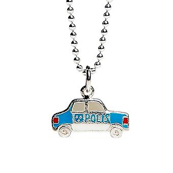 Kalas Necklace Police Car