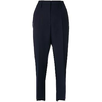 Golden Goose women G32WP001A3 Blau polyester pants