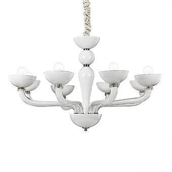 Ideal Lux Casanova Sp8 Bianco