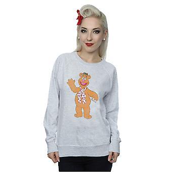 Muppets Women's Classic Fozzy Sweatshirt