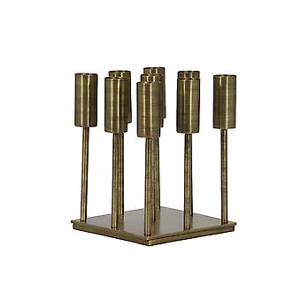 Light & Living Tealight On Base 9L 23x23x30 Cm BAYA Antique Bronze
