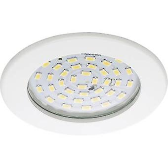 LED bathroom recessed light 10.5 W Warm white Briloner