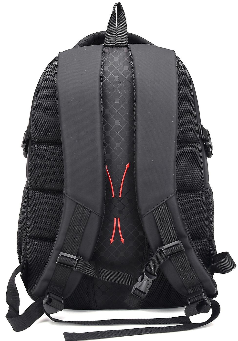 City Bag Waterproof Business Laptop Backpack Fits PC Up To 15.6