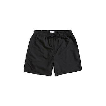 Saturdays NYC Timothy Swim Shorts Black
