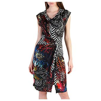 Desigual Women Dresses Black