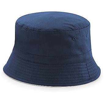 Beechfield Unisex reversibel Bucket Hat
