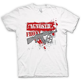 Womens T-shirt - Agnostic Front - Hardcore Punk Band