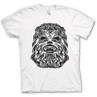 Herren T-Shirt - Star Wars - Chewbacca
