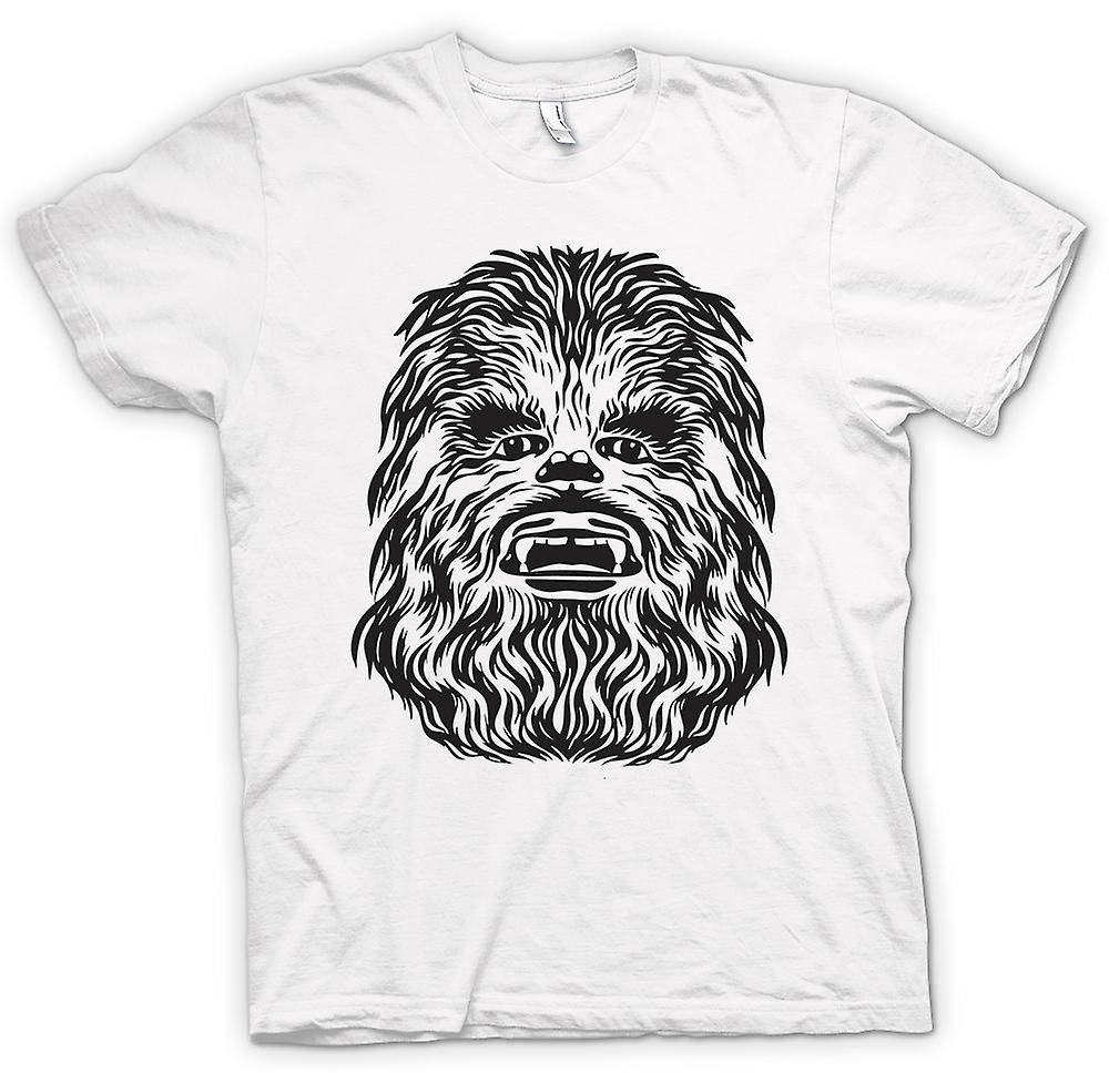 Womens T-shirt - Star Wars - Chewbacca