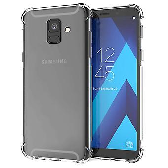 Samsung Galaxy A6 (2018) Alfa TPU Gel - Clear