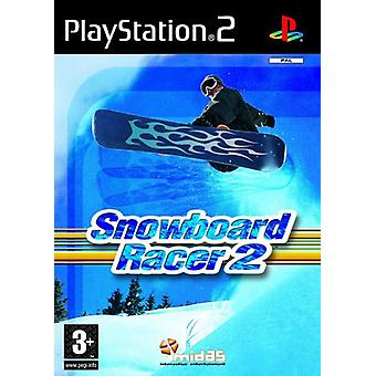 Snowboard Racer 2 (PS2)