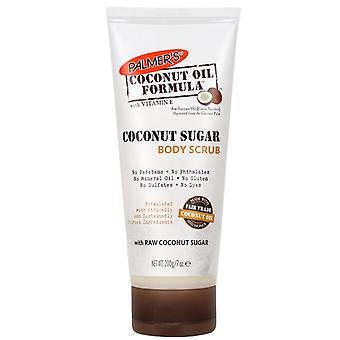 Palmer's Coconut Oil Formula Sugar Body Scrub Tube 200g