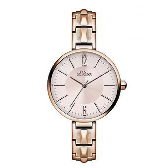 s.Oliver ladies watch wrist watch SO-3090-MQ