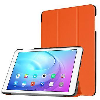 Smart cover taske Orange for Huawei MediaPad T2 10,0 Pro