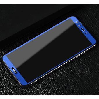 3D premium 0,3 mm H9 cristal azul de la hoja para el Huawei honor 9 caso protección Lite nuevo