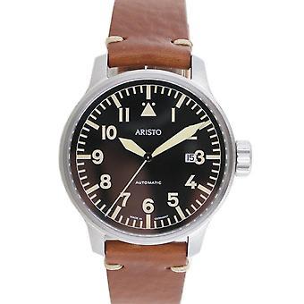 Aristo mens watch watch vintage Fliegeruhr automatic 7 H 102