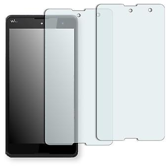 WIKO S-Kool display protector - Golebo crystal clear protection film