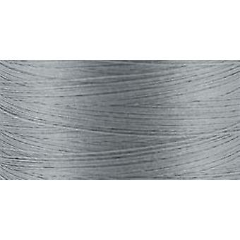 Natural Cotton Thread Solids 876yd-Grey