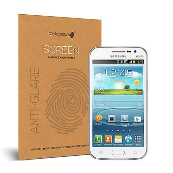 Celicious Matte Anti-Glare Screen Protector for Samsung Galaxy Win [Pack of 2]
