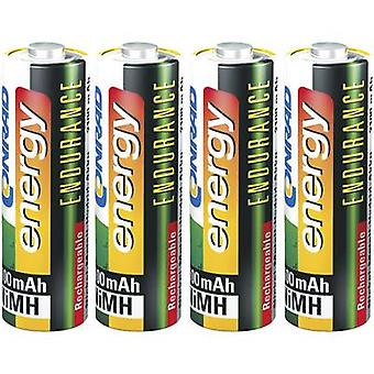 Conrad energy Endurance HR06 AA battery (rechargeable) NiMH 2300 mAh 1.2 V 4 pc(s)