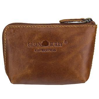 Greenburry expedition leather key case key case 533-24