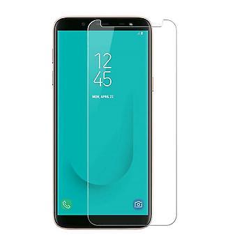 Samsung Galaxy J6 Displayschutzfolie 9H Verbundglas Panzer Schutz Glas Tempered Glas