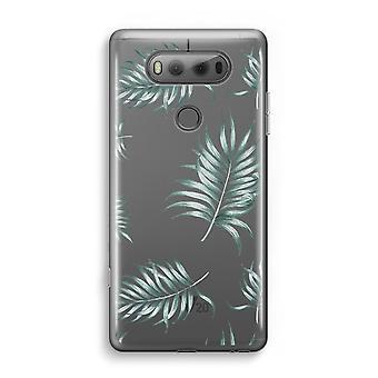 LG V20 gennemsigtig sag (Soft) - enkle blade