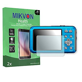 Panasonic Lumix DMC-FT25 Screen Protector - Mikvon Health (Retail Package with accessories)