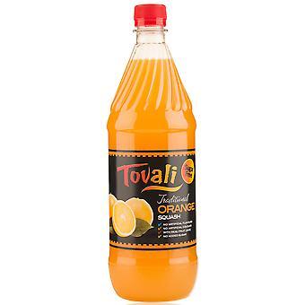 Tovali Zucker frei diabetische Orange Squash