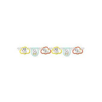 Party favors  Banner garland baby shower