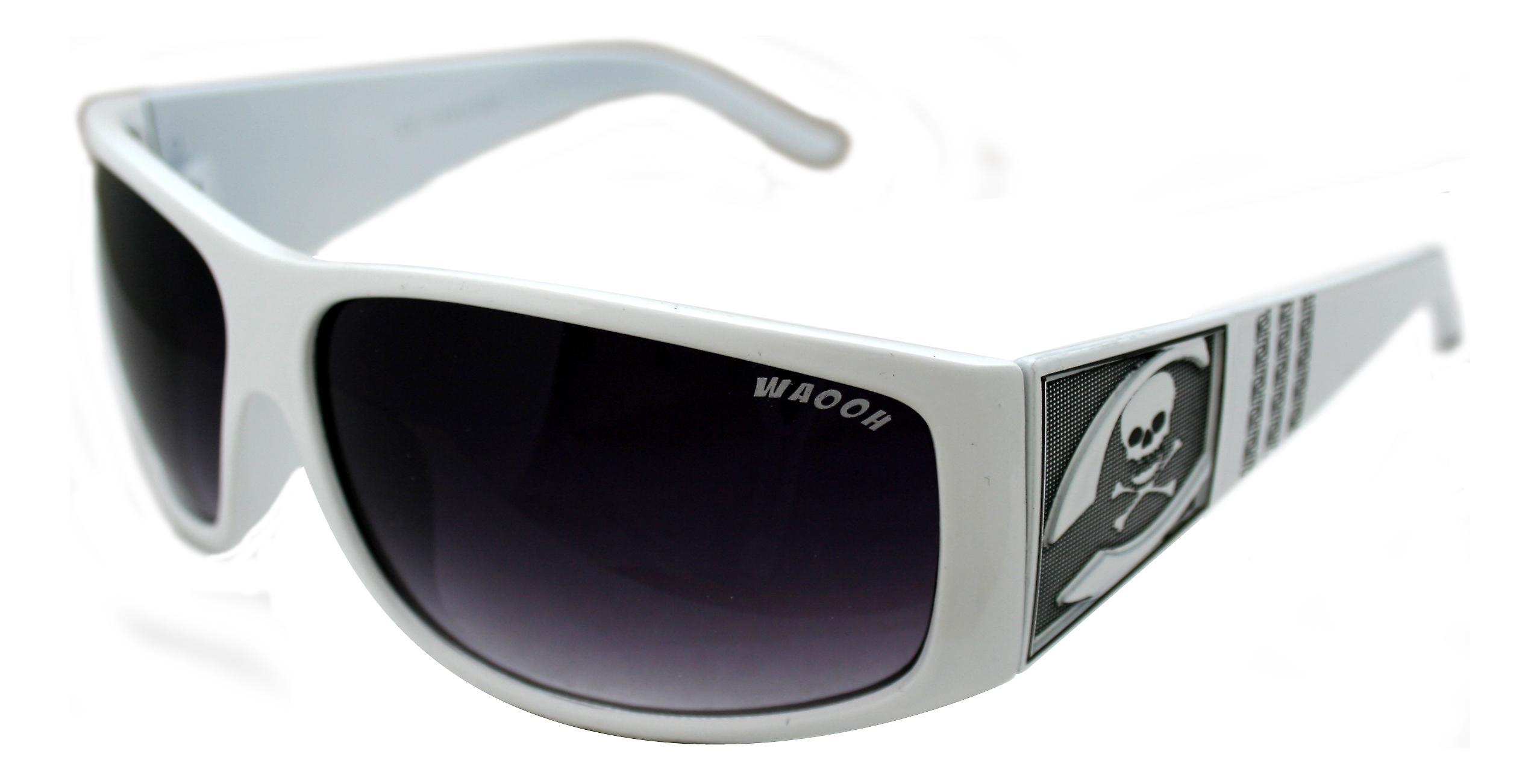 Waooh - solbriller til Sun TS834 - mønster pirat - kategori 3 - solbriller UV400 beskyttelse