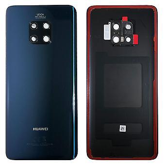 Huawei batteri luckan batteri täcker batteriluckan Midnight Blue / blå för mate 20 Pro 02352GDE reparation nya