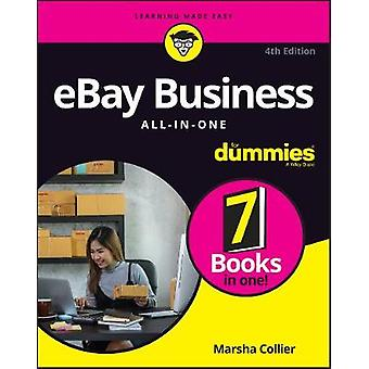 eBay Business All-in-One For Dummies by Marsha Collier - 978111942771