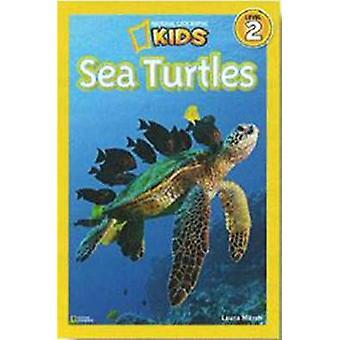 Sea Turtles by Laura Marsh - 9781426308536 Book