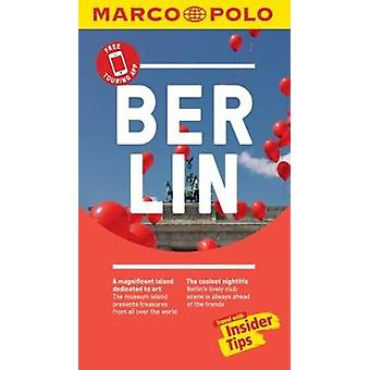 Berlin Marco Polo Pocket Travel Guide 2018 - with pull out map by Ber