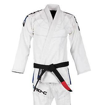 Tatami Fightwear Zero G V4 BJJ Gi białe